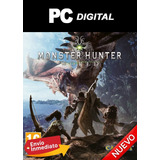 Monster Hunter World Pc Español / Edición Deluxe  / Digital
