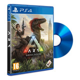 Ark Survival Evolved Ps4 Juego Fisico Play 4 Sellado Español