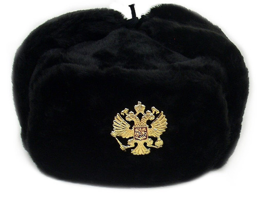 0f43e58199bf7 Sombrero De Invierno Del Ejército Militar Ruso Ushanka  .