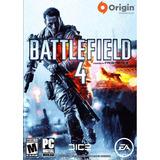 Battlefield 4 Juego Pc Original Bf4 + Español + Online