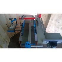 Combinada De Carpinteria 21cm 5 Operaciones