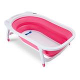 Bañera Baño Bañito Bebes Niños - Plegable Excelente Calidad
