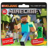 Minecraft Premium Pc + Online / Original Código Mojang