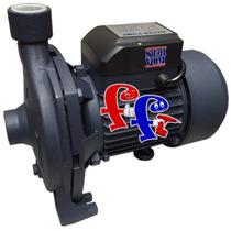 Bomba De Agua Centrifuga 1 Hp Monofasica Cpm158 Servim