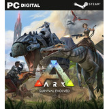 Ark: Survival Evolved Pc + Online Steam Original