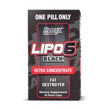 Lipoh 6 Black Ultra Concentrado (si Mercado Pago En Cuotas)