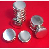 Latitas Metalicas 5x1cm Para Personalizar Souvenirs