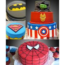 Torta Cumpleaños Tortas Infantiles Galletas Cupcakes Postres