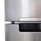 Heladera Samsung Mod. Rt35k573bsl 361l Silver Geant