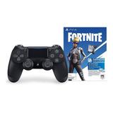 Control Playstation 4 Ps4 Edición Fortnite Original - Otec