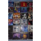 Cd's Música, Rock, Otros.