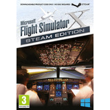 Flight Simulator X Steam Edition Pc Fsx / Original Online