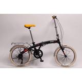 Bicicleta Plegable Bicijuan Con Accesorios Tienda Oficial