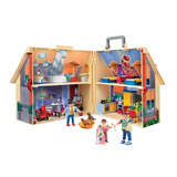 Casa De Muñecas Maletin Con Accesorios - Playmobil