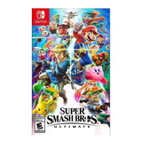 Super Smash Bros Ultimate Nintendo Switch Original Cdkey
