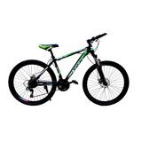 Bicicleta Montaña R 26 Aluminio Shimano Suspensión