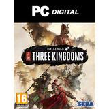 Total War Three Kingdoms Pc Español 2019 / Deluxe Digital