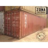 Contenedores Containers 40 Pies (12 Mts) A Precio De Locos !