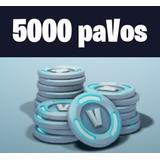 5000 Pavos (v-bucks) Fortnite Ps4 Usa - Globalpingames