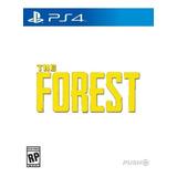 Ps4 Playstation 4 The Forest Idioma Español Original
