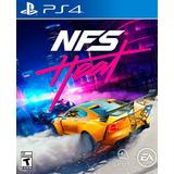 Need For Speed Heat Juego Ps4 Play 4 Original + Garantia