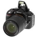 Camara Digital Nikon D5300 + Lente 18-55 Tsuy