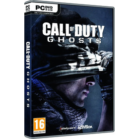 Call Of Duty Ghost / Pc + Online Steam Original