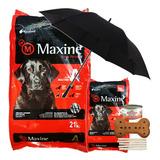 Alimento Perro Adulto Maxine Dog 25 Kg + Regalo + Envío