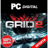 Grid 2 Pc Español / Original Steam Online