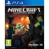 Minecraft Ps4 Juego Original + Garantía Xgames Uy