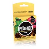 Preservativos Prudence Sabores Y Colores Mix Eros