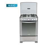 Cocina A Gas Ingenious 60cm Inox Mabe - 6060ex1 Albion 2019