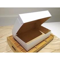 Caja Para Masitas O Alfajores 30,5 X 22,5 X 6,5 Cm
