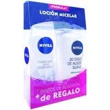 Locion Micelar 3 En 1 Nivea 120 Ml + Discos Algodon Gratis