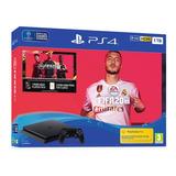Consola Ps4 Playstation 4 Slim  1 Tb Fifa 2020 Físico