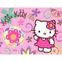 Kit Imprimible Personalizable Hello Kitty Cumpleños Tarjetas