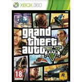 Xbox 360 Original Gta 5 Juego Caja 2 Discos Oferta Ventamvd