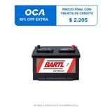 Bateria Bartl 90 Amper Garantía 12 Meses