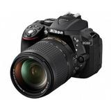 Cámara Digital Nikon Réflex D5300 24 Mp Reflex Profesional
