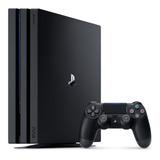 Consola Sony Ps4 Pro Play Station 4 Pro 4k 1tb Oferta! Amv