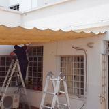 Malla Para Sombra Reforzada Anti-granizo Filtro 95% 1x4,20mt