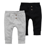 Set X2 Pantalones Algodon Carters Mvd Kids