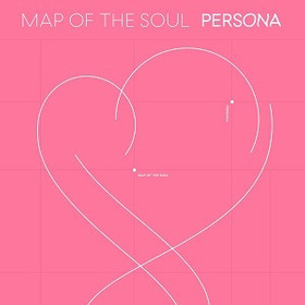 Nuevo Cd Bts K-pop Map Of The Soul Persona