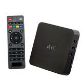 Smart Tv Box 4k Ultra Hd Quad Core Hdmi Wifi Android 7.1 Loi