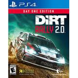 Dirt Rally 2.0 Juego Ps4 Original Play 4 Español Garantía