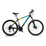 Bicicleta Trinx Acc.shimano De Montaña 100% Armada  Mvdsport