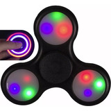 Fidget Spinner Colores Y Diseños A Elección Con Led ®