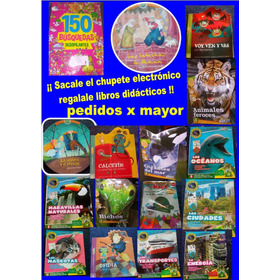 Libros Didácticos Escolares Y Preescolares