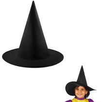 8cf53cb22554b Sombrero De Bruja Para Halloween En Tela Resistente-ub