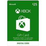 Xbox Live Card 25 Usd ( Región: Usa ) - Globalpingames